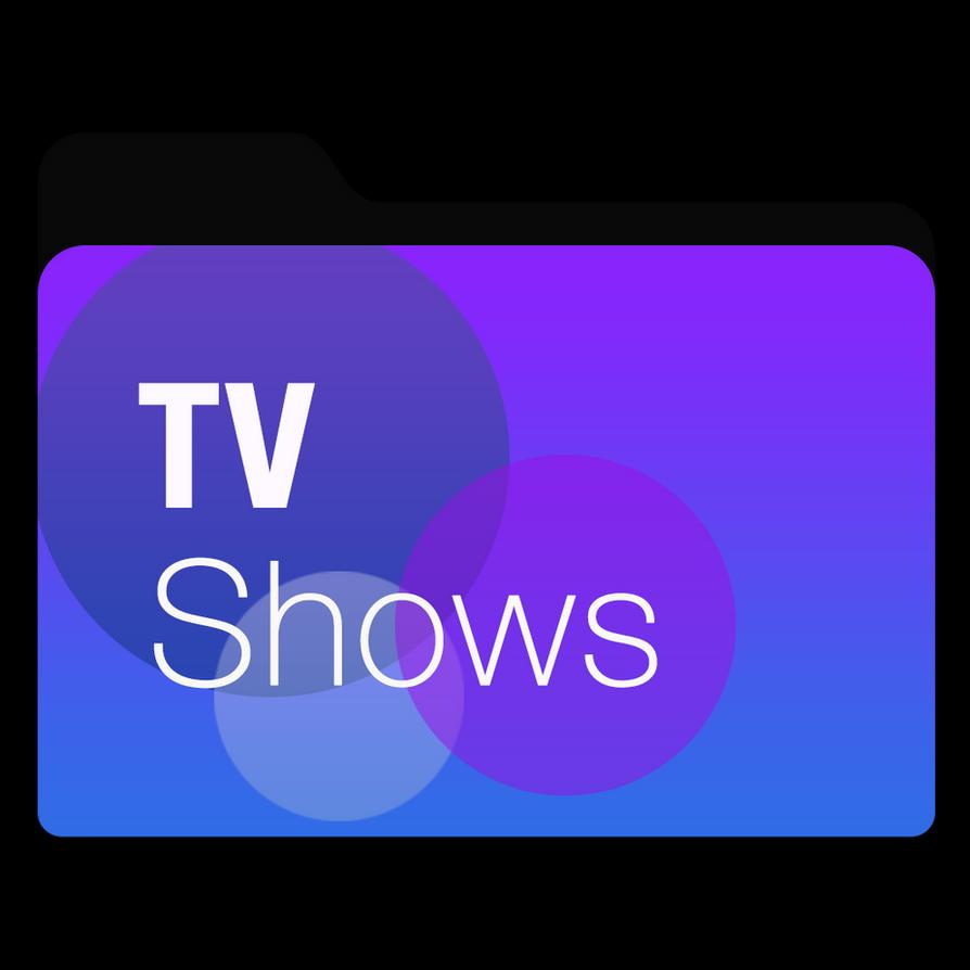 Tv shows folder by janosch500 on deviantart for Craft shows on tv