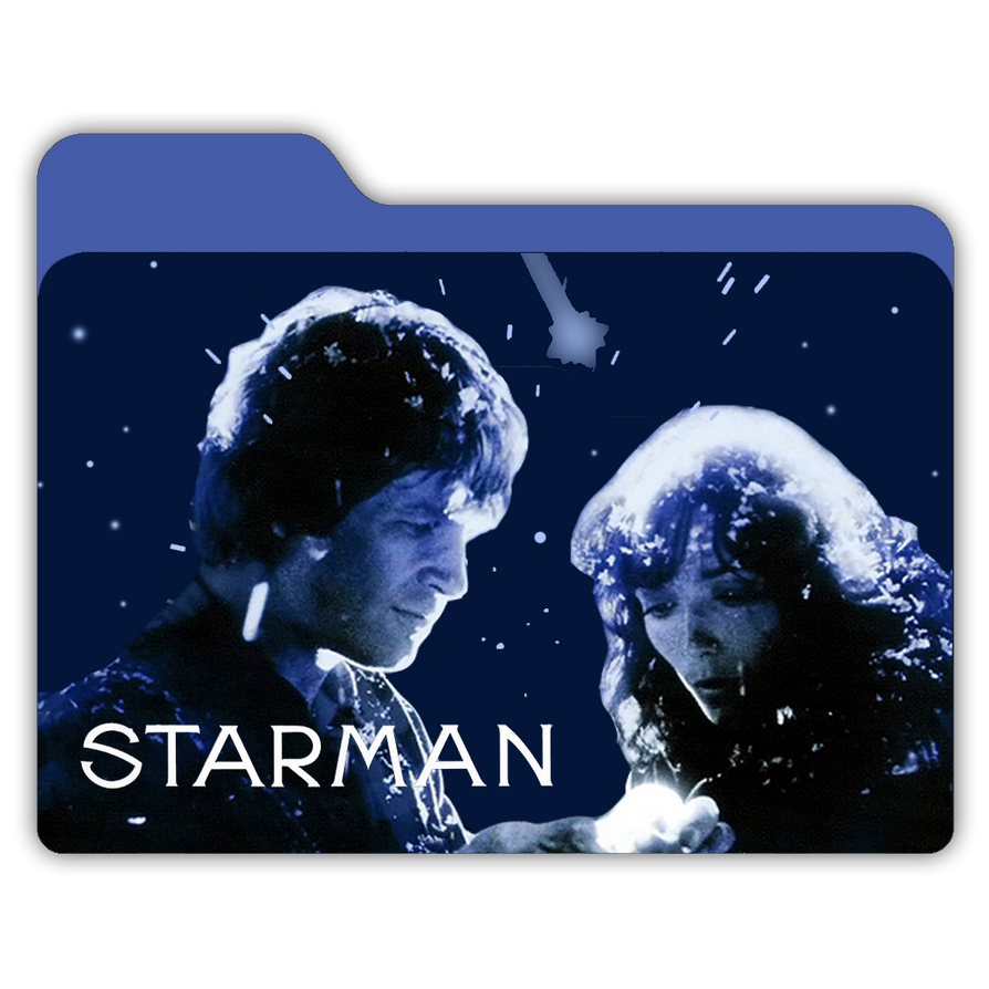 Starman Folder by janosch500