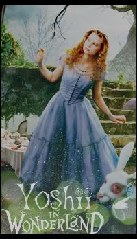 Alice in wonderland 1 by Loukag