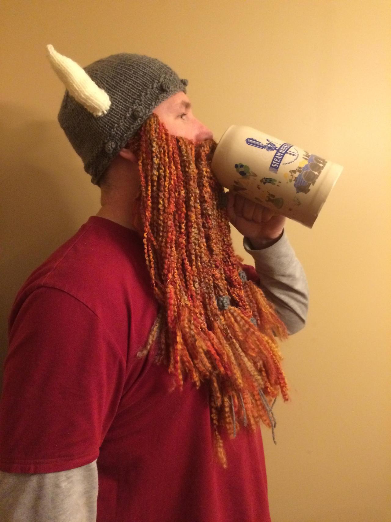 Scott Binkley North Bay Knit Viking Beard