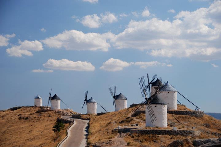 Don Quixote Route by tolsciuk