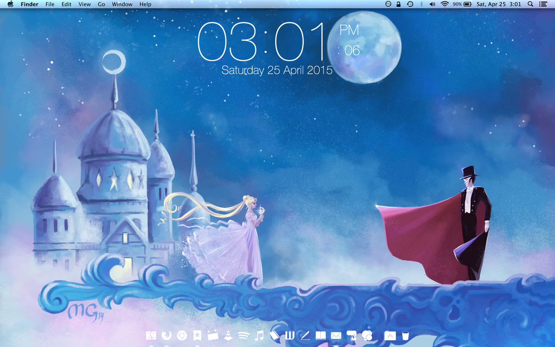 Simple Wallpaper Macbook Sailor Moon - sailor_moon_we_meet_again_by_redalchemist-d8r0v5j  Trends_712822.png