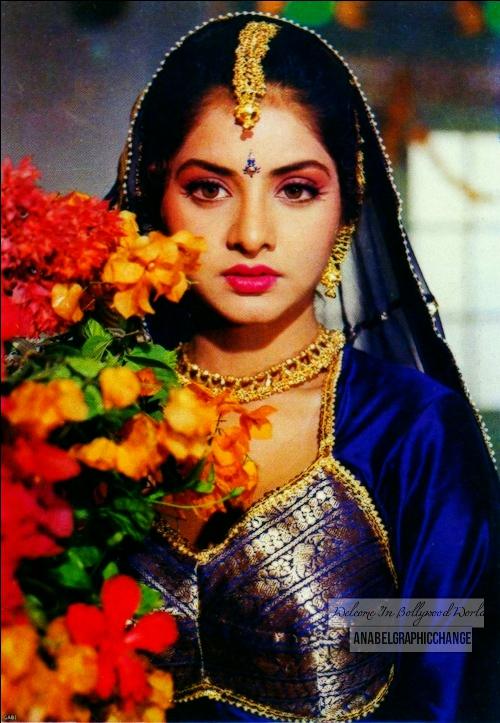 Divya Bharti By Anabelgraphicchange On Deviantart