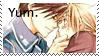FMA Stamp - Yum. by cresent-lunette