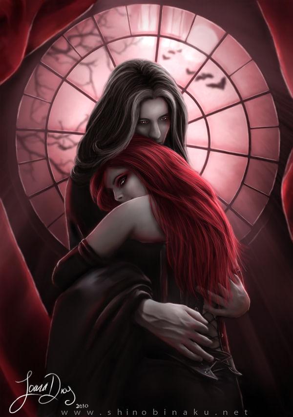 If I Was Your Vampire by Shinobinaku