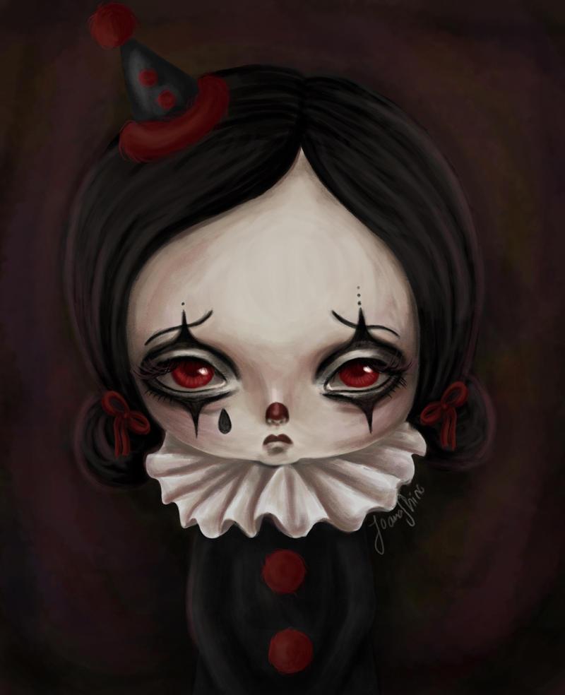 Chat De Pierrot Bosse Cat