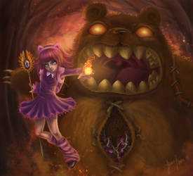 Annie and Tibbers