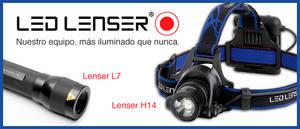 Led Lenser L7 vs H14