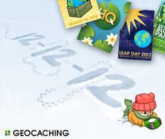 12-12-12  Geocaching Souvenir