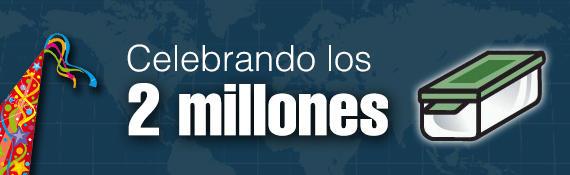 Banner 2 Million Geocaches