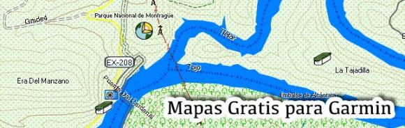 Free Maps for Garmin