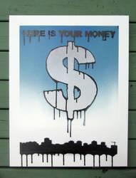 Greed-Holy Money