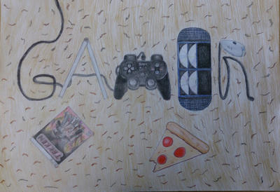 The Pride of a Gamer. by Creativeartisit