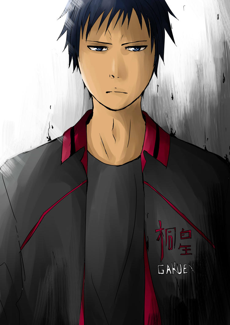 aomine daiki by agathefontaine on deviantart