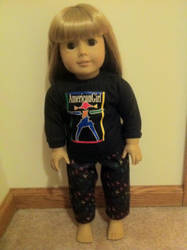 An American Girl Doll by ChicagoCetacean