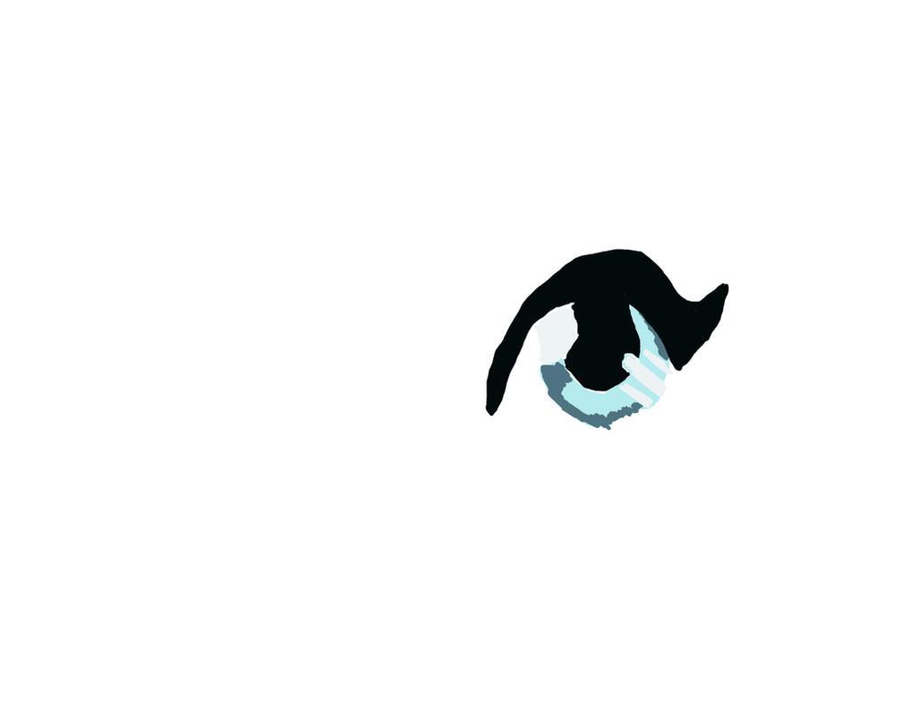 WIP Dawn's eye by Novalliez