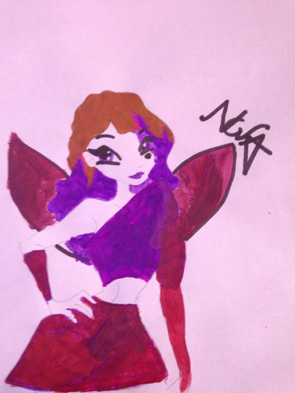Meet Nova fairy of space  by Novalliez