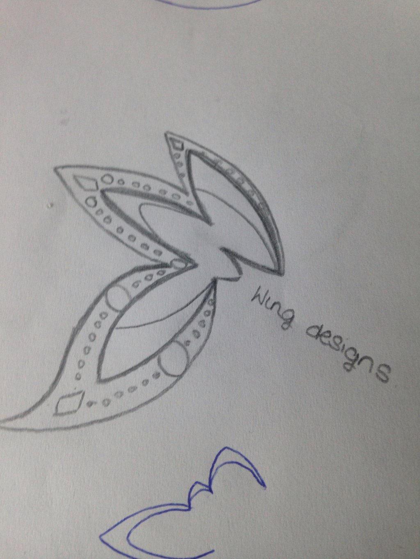 Dawn's Winx Wings design by Novalliez