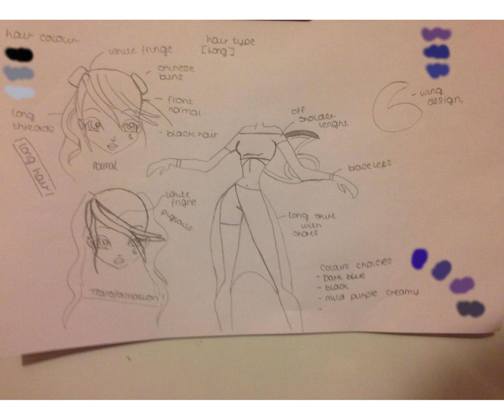 Luna's Colour Scheme by Novalliez