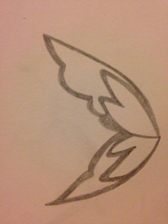 WIP Practice wings by Novalliez