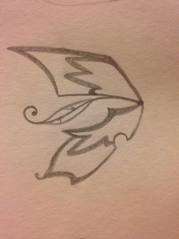 WIP bloomix wings practice by Novalliez