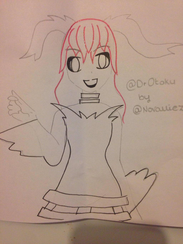 Pokemon drawing  by Novalliez