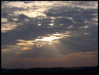 Heaven Breaks by EyeMWing