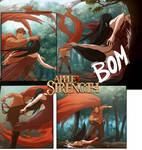 Comic preview/Apple Strength vol.1