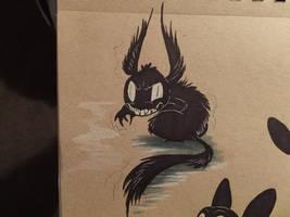 Feirce Nebun by FoxDragonLover