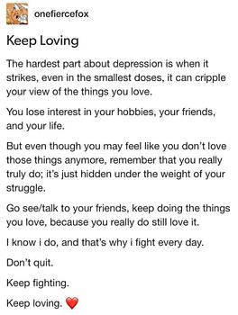 Keep Loving