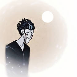 Moonblind by FoxDragonLover