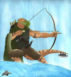 Murk: The Bandit Ranger