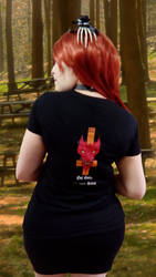 Satanaram/Our Gods Are Your Satan Shirt 2 by ROMAN-HELMET