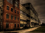 Old Abandoned Factory by 666GirL666