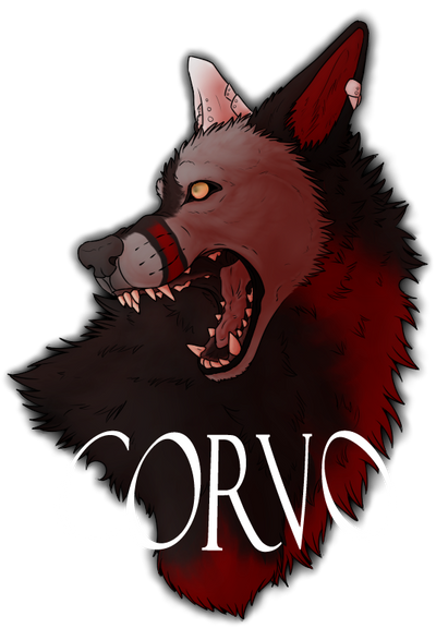 Corvo Badge by 84More