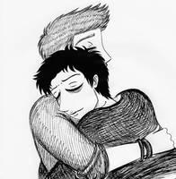 Destiel Wholesome Hugs by Batsu13angel