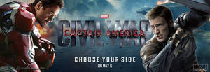 FB Banner - Captain America: Civil War Alt