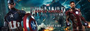 FB Banner - Captain America: Civil War