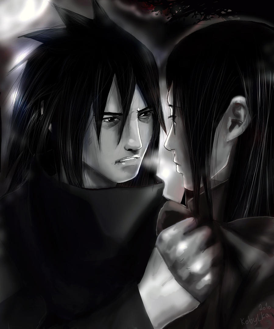 Madara and Shodaime - True by Kobylkavpyzamu