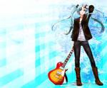 Vocaloid: Rock Miku