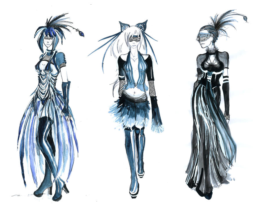 Dresses by June-in-the-sky