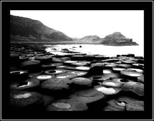Giant Causeway by DeadIrishMan