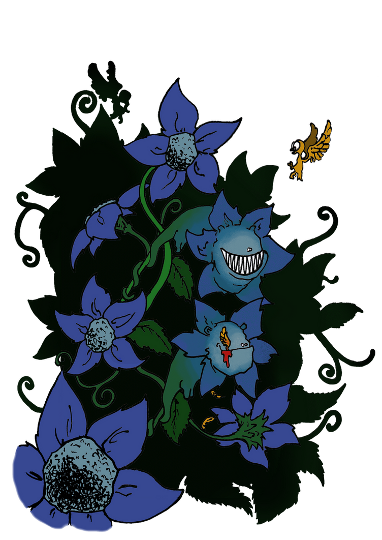 Plantomonstres by DeadIrishMan