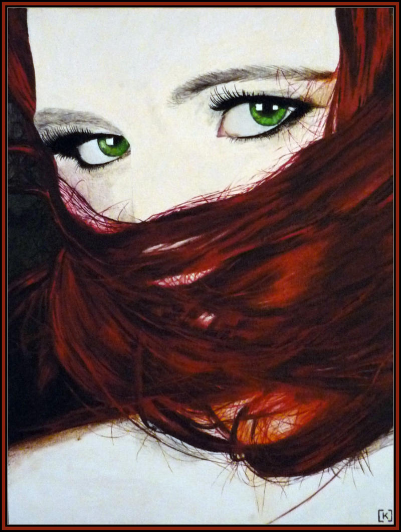 Redhair by DeadIrishMan