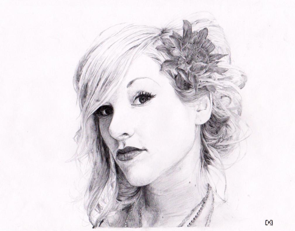 Sarah Blackwood by DeadIrishMan