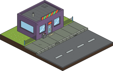Pixel Shop by theKrisztian