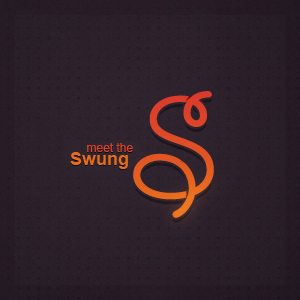 meet the SWUNG logo by theKrisztian