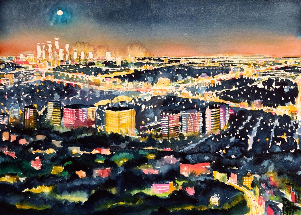 City of dreams by NeoNative