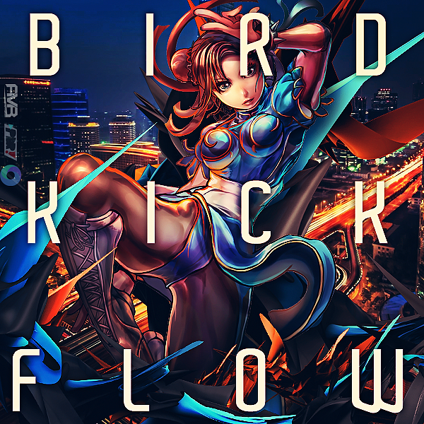 Bird Kick Flow by Crazed-Artist