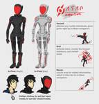 Adraline Suit Concept
